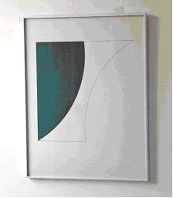 Chambre Jaune | Gottfried Honegger | Galerie Linder | Basel